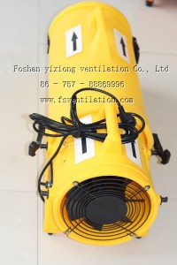 Portable Plastic ventilation Fan (3)